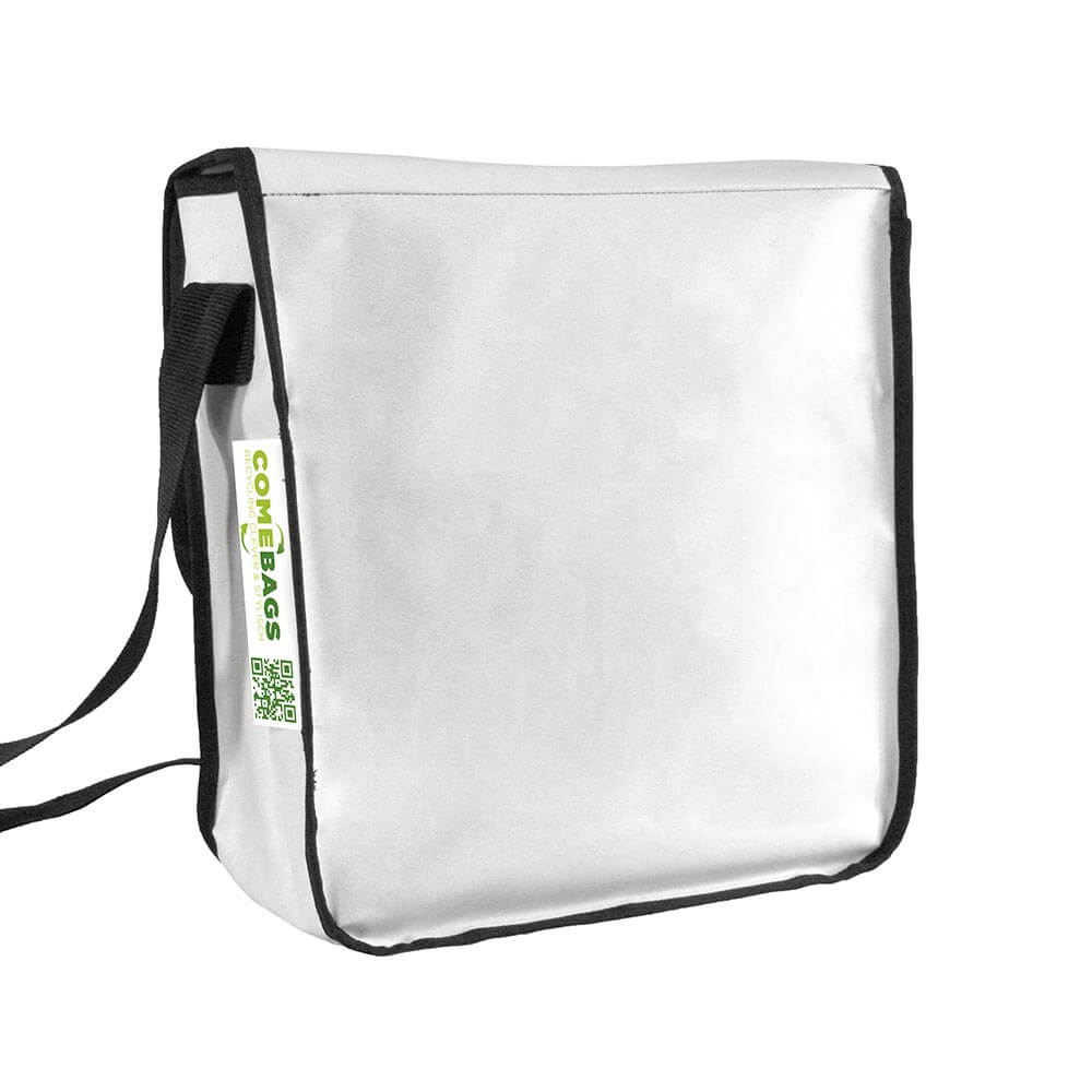 Upcycling Tasche aus Werbeplane
