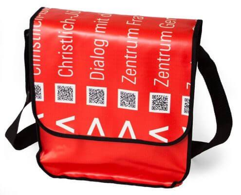 Messager Bags aus LKW Plane