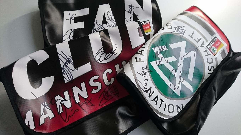 DFB-Fanclub-Banner-Bags