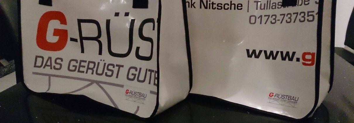 G-RÜSTBAU-recycling-Taxche-aus-Banner