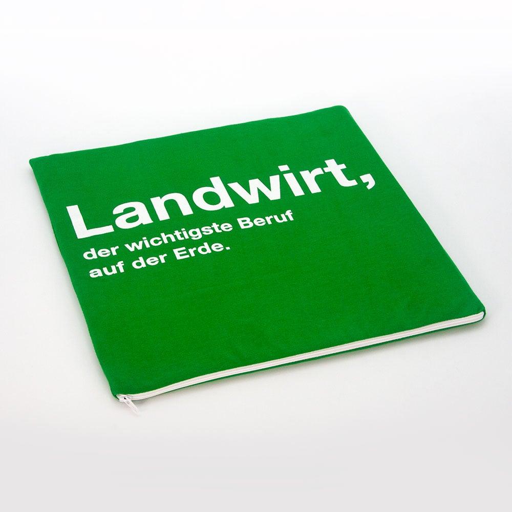 Sitzauflage durch Recycling bzw. Upcycling aus T-Shirt