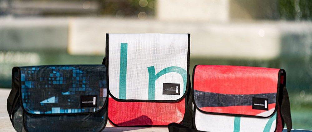 Recycling Tasche für Heinz Nixdorf MuseumsForum
